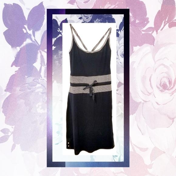Converse Dresses & Skirts - Retro Navy Blue Converse mini dress